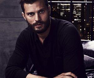 beard, handsome, and Jamie Dornan image