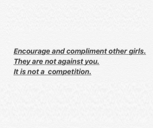 competition, girls, and inspiration image