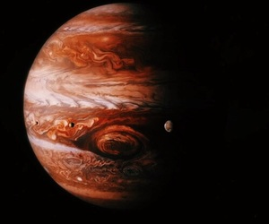 jupiter, aesthetic, and planet image