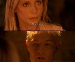 buffy, spike, and buffy the vampire slayer image