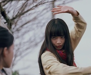 girl, model, and komatsunana image