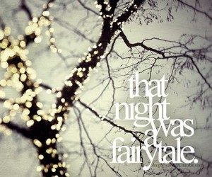 fairytale, photography, and quote image