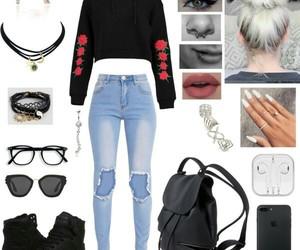 fashion, moda, and n image
