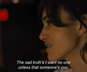 keira knightley, quotes, and sad image