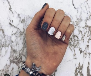 handles, beauty, and manicure image