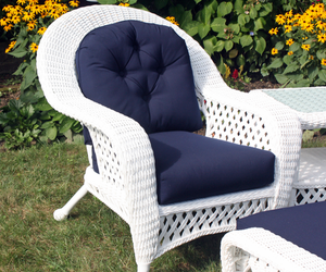 wicker chair, wicker paradise, and wicker outdoor furniture image