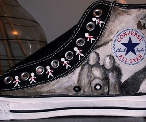 three days grace, converse, and one-x image