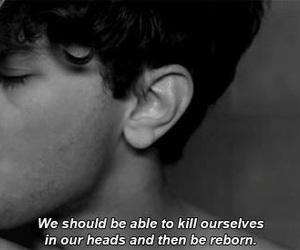 quote, xavier dolan, and kill image