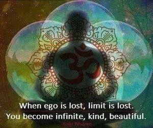 ego, quote, and hippie image