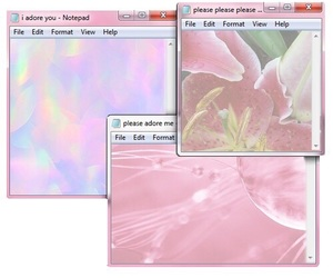 pink, aesthetic, and overlay image