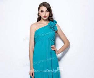 hot sale, bridesmaid dress, and long chiffon dress image