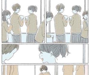 anime girl, hair, and love image