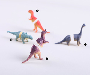 colorful, dinosaur, and earrings image