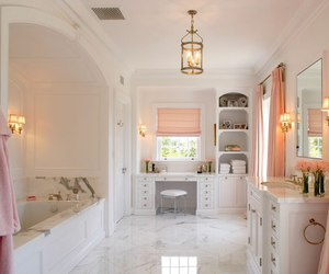 design, Dream, and bathroom luxury pink image