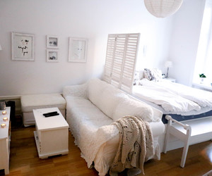 bedroom, livingroom, and white image