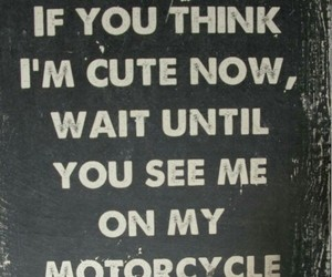 motorcycle and cute image