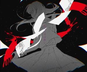 anime, manga, and kagerou project image