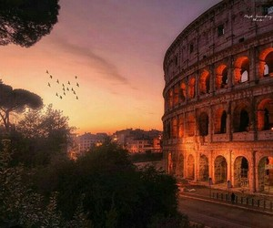 Dream, italy, and rome image