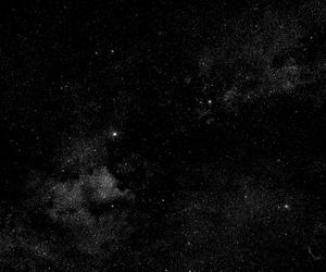 stars, night, and universe image