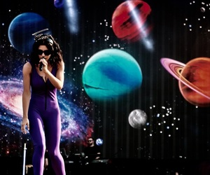 marina and the diamonds, space, and froot image