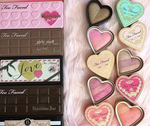 heart, too faced, and cosmetics image