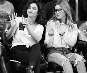 ashley tisdale, vanessa hudgens, and best friends image