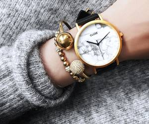 outfit, watch, and fashion image