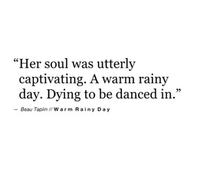 dance, girl, and quote image