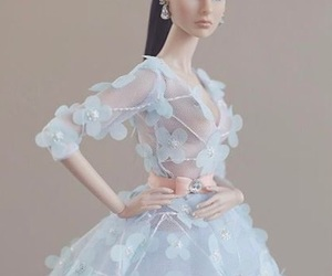 daisy, doll, and dress image