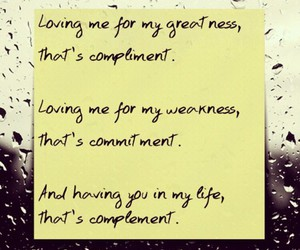 compliment, life, and loving image