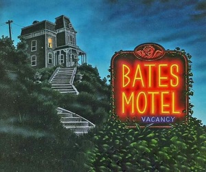 bates motel and Psycho image