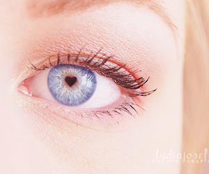 blue eyed, eyelashes, and eye image