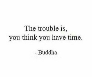 quote and time image