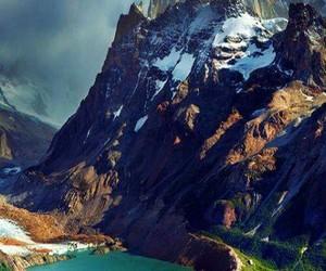 argentina, paisaje, and patagonia image