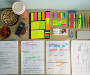 colour, exam, and exams image