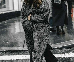 coat, trench, and inspiration+ image