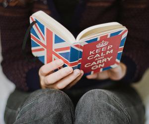 book, keep calm, and london image