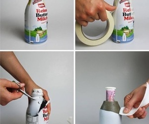 diy, do it yourself, and vase image