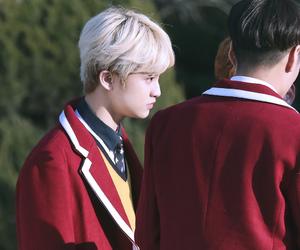 boy, idol, and korean image
