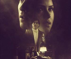 delena and the vampire diaries image