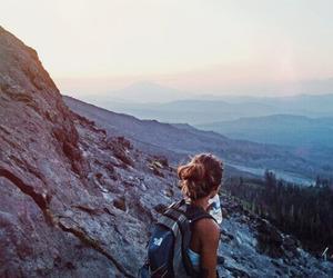 girl, wanderlust, and travel image