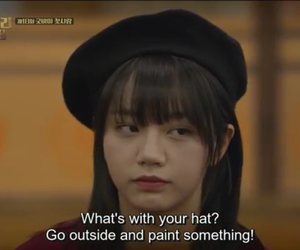 funny, kdrama, and girl's day image