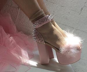 aesthetics, heels, and princess image