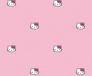 hello kitty, kawaii, and pastel image