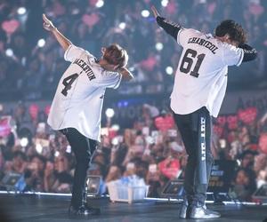exo, baekhyun, and chanbaek image