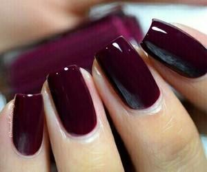 nails, nail polish, and beauty image