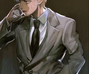 anime, boy, and Reigen image
