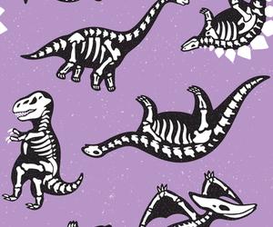 background, dino, and dinosaur image