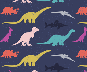 animal, background, and dino image