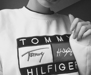 tommy hilfiger, style, and clothes image
